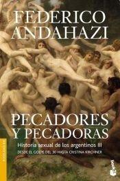 portada Pecadores Y Pecadoras Booket