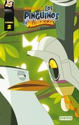 pinguinos de madagascar.(comic 2) - varios autores - everest