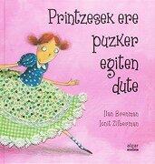 Printzesek ere Puzker Egiten Dute - Ilan Brenman - Algar Editorial