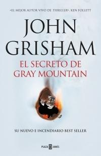 portada El Secreto de Gray Mountain