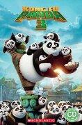 Kung fu Panda 3 (Popcorn Readers) (libro en Inglés) - Michael Watts; Nicole Taylor - Mary Glasgow Magazines