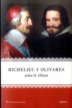 portada Richelieu y Olivares