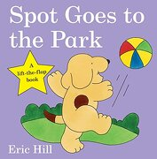 (hill).spot goes to park - eric hill - penguin
