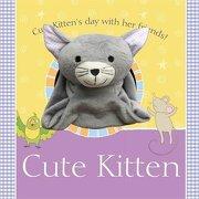 Cute Kitten (Hand Puppet Book)