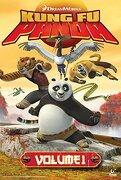 Kung fu Panda: Volume 1 (libro en Inglés) - Simon Furman - Titan Comics