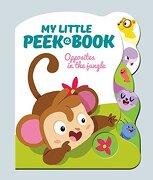 Peek-a-boo Jungle (My Little Peek a Book)