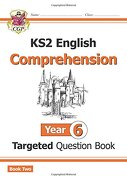 New KS2 English Targeted Question Book: Year 6 Comprehension - Book 2