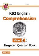 New KS2 English Targeted Question Book: Year 4 Comprehension - Book 2