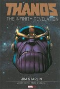 Thanos: The Infinity Revelation (libro en Inglés) - Jim Starlin - Marvel Comics
