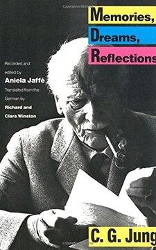 portada Memories, Dreams, Reflections (libro en Inglés)