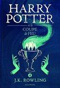 Harry Potter, IV:Harry Potter et la Coupe de Feu (Grand format littérature)