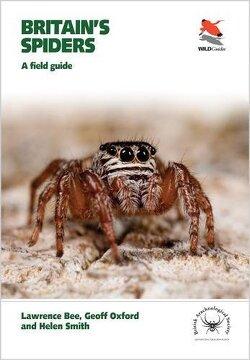 portada Britain's Spiders: A Field Guide (Princeton University Press (WILDGuides))