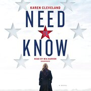 Need to Know                8d (libro en Inglés) (Audiolibro) - Karen Cleveland - Random House