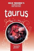 Old Moore's Astral Diaries 2017 Taurus 2017