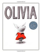 Olivia (libro en inglés) - Ian Falconer - Atheneum Books