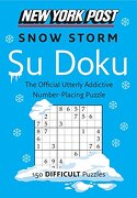 New York Post Snow Storm Su Doku - Harpercollins Publishers Ltd. (COR) - Harpercollins