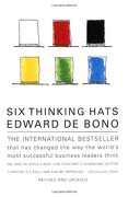 six thinking hats - edward de bono - little brown & co