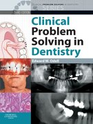clinical problem solving in dentistry - edward w. (edt) odell - elsevier science health science div
