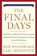 the final days - bob woodward - simon & schuster