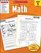 scholastic success with math, grade 5 - scholastic inc. (cor) - scholastic