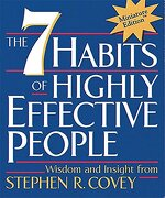 Seven Habits of Highly Effective People (libro en inglés) - Stephen R. Covey - Running Press