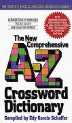 the new comprehensive a-z crossword dictionary - edy garcia schaffer - harpercollins