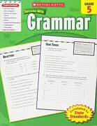 scholastic success with grammar, grade 5 - scholastic inc. (cor) - scholastic