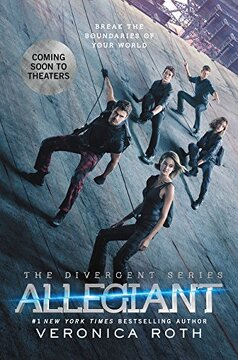 portada Allegiant Movie Tie-In Edition (Divergent)