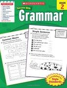 scholastic success with grammar, grade 2 - scholastic inc. (cor) - scholastic
