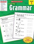 scholastic success with grammar, grade 1 - scholastic inc. (cor) - scholastic