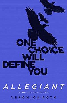 portada Allegiant-Divergent Trilogy pb (libro en Inglés)