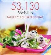 Menús Fáciles y con Microondas (53.130 Menús) - María Aldave - Libsa