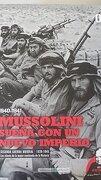 Mussolini sueña con un nuevo Imperio Romano