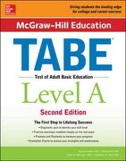 Mcgraw-Hill Education Tabe Level a, Second Edition (libro en inglés) - Phyllis Dutwin - Mcgraw Hill Book Co
