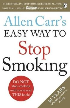 portada Allen Carr's Easy Way to Stop Smoking: Revised Edition