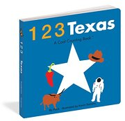 123 texas,a cool counting book - somers puck - independent pub group