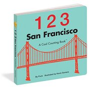123 san francisco,a cool counting book - somers puck - independent pub group