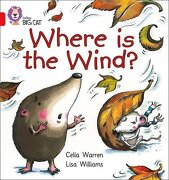 Where Is The Wind? - Red B / Band 2 B -  - Harper Collins Uk