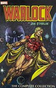 WARLOCK BY JIM STARLIN COMPLETE COLLECTION