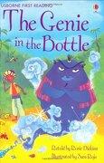 genie in the bottle - rosie dickins - usborne publishing ltd