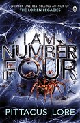 I Am Number Four - Lore, Pittacus - Michael Joseph