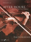 After Hours for Violin and Piano: Book & CD (Faber Edition: After Hours)