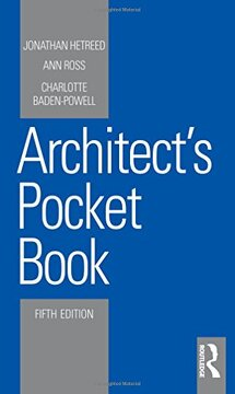 portada Architect's Pocket Book (Routledge Pocket Books)