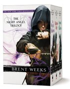 the night angel trilogy -  brent weeks - grand central pub
