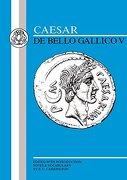 caesar,de bello gallico v - r. (edt) carrington - intl pub marketing inc