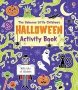 Little Children's Halloween Activity Book (Little Children's Activity Books)