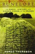runelore,a handbook of esoteric runology - edred thorsson - red wheel/weiser