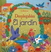 El Jardin Desplegable - Fiona Watt - Usborne