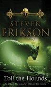 Toll the Hounds: The Malazan Book of the Fallen 8 (libro en inglés) - Steven Erikson - Bantam