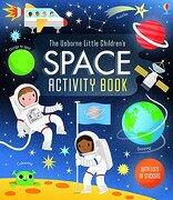 Little Children's Space Activity Book (Activity Books) [Paperback] Gilpin, r. (libro en francés) - Rebecca Gilpin - Usborne Publishing